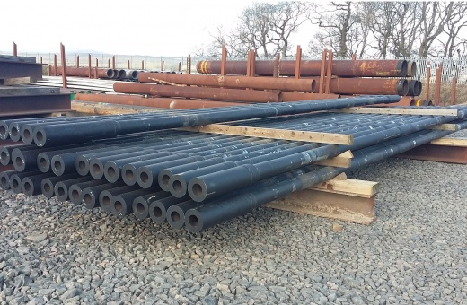 "5-1/2"" x 4"" Heavy Weight Drill Pipe For Sale"